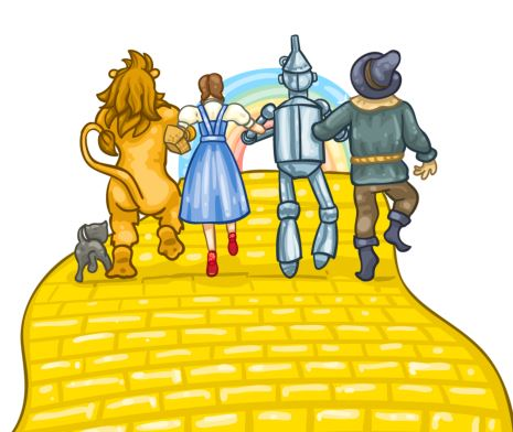 Wizard of Oz. Witney Dramatic Society 2020